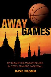 Cover of: Away Games | Dave Fromm
