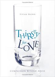 Cover of: Thirsty for Love | Vivian Brown