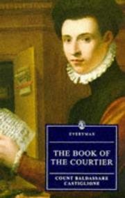 Cover of: The Book of the Courtier