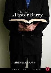 Cover of: The Fall of Pastor Barry | Whitney Brooks
