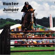 Cover of: Hunters and Jumpers 2008 Wall Calendar | Magnum Publications