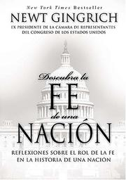 Cover of: Descubra la fe de una nacion