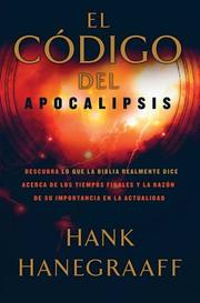 Cover of: El codigo del Apocalipsis