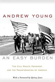 Cover of: An Easy Burden | Andrew Young