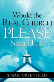 Cover of: Would the Real Church PLEASE Stand Up!