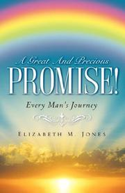 Cover of: A Great And Precious Promise! | Elizabeth, M. Jones