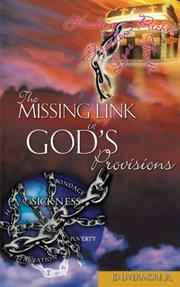 Cover of: The Missing Link In God