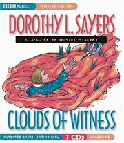 Cover of: Clouds of witness