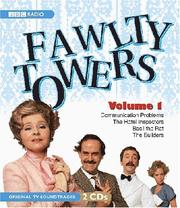 Cover of: Fawlty Towers - Volume 1