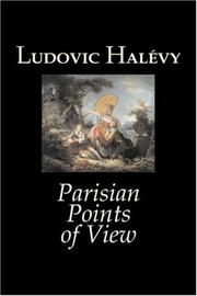 Cover of: Parisian Points of View | Ludovic HalГ©vy