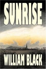 Cover of: Sunrise