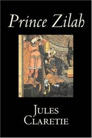 Cover of: Prince Zilah | Jules Claretie