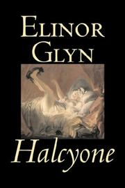Cover of: Halcyone