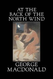 Cover of: At the Back of the North Wind by George MacDonald