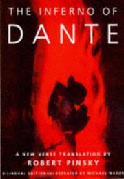 Cover of: Inferno of Dante