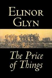 Cover of: The Price of Things