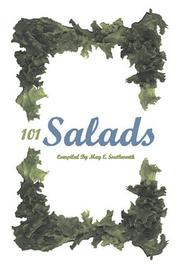 Cover of: 101 Salads | May E. Southworth