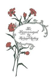 Cover of: Recessional and Other Poems | Rudyard Kipling