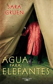 Cover of: Agua para elefantes/ Water for Elephants