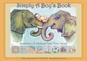 Cover of: Simply a Boy