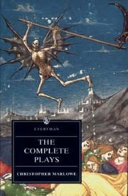 Cover of: The Complete Plays