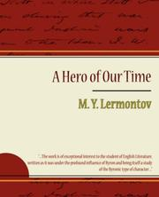 Cover of: A Hero of Our Time - Lermontov