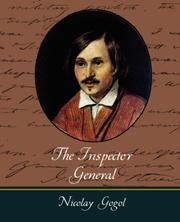 Cover of: The Inspector-General