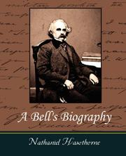 Cover of: A Bell's Biography