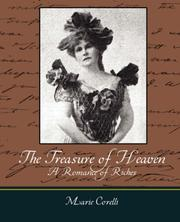 Cover of: The Treasure of Heaven (A Romance of Riches)