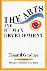 Cover of: The arts and human development