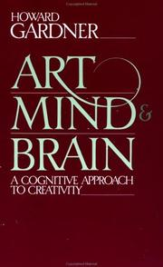 Cover of: Art, Mind and Brain
