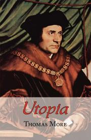 Cover of: Thomas More's Utopia
