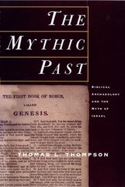 Cover of: The Mythic Past