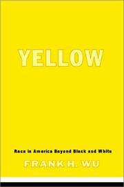 Cover of: Yellow | Frank H. Wu