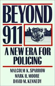 Cover of: Beyond 911 | Malcolm K. Sparrow