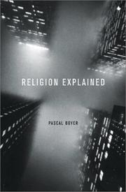 Cover of: Religion Explained