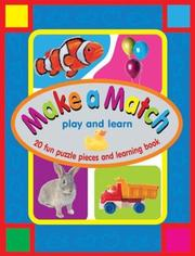 Cover of: Make a Match: Play and Learn