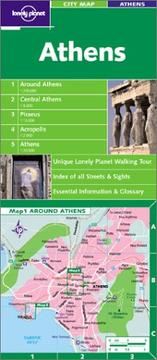 Cover of: Lonely Planet Athens