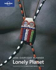 Cover of: Lonely Planet 2006 Diary/ Day Planner