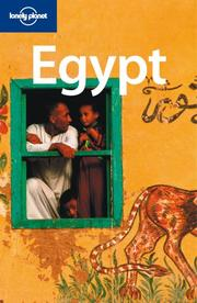 Cover of: Lonely Planet Egypt | Matthew Firestone