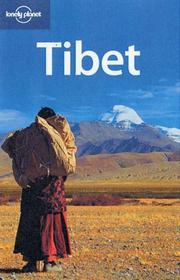 Cover of: Lonely Planet Tibet | Bradley Mayhew