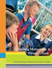 Cover of: Teaching Mathematics in Primary Schools