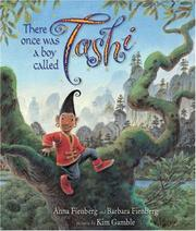 Cover of: There once was a boy called Tashi
