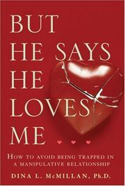 Cover of: But He Says He Loves Me