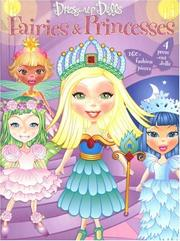 Cover of: Dress Up Dolls Fairy & Princess |
