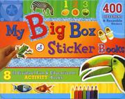 Cover of: My Big Box of Stickers | HINKLER BOOKS
