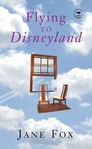 Cover of: Flying to Disneyland | Jane Fox