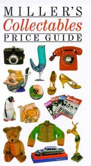 Cover of: Miller's Collectables Price Guide 1999-2000 (Miller's Collectibles Price Guide) | Madeleine Marsh