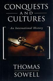 Cover of: Conquests And Cultures