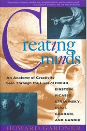 Cover of: Creating Minds